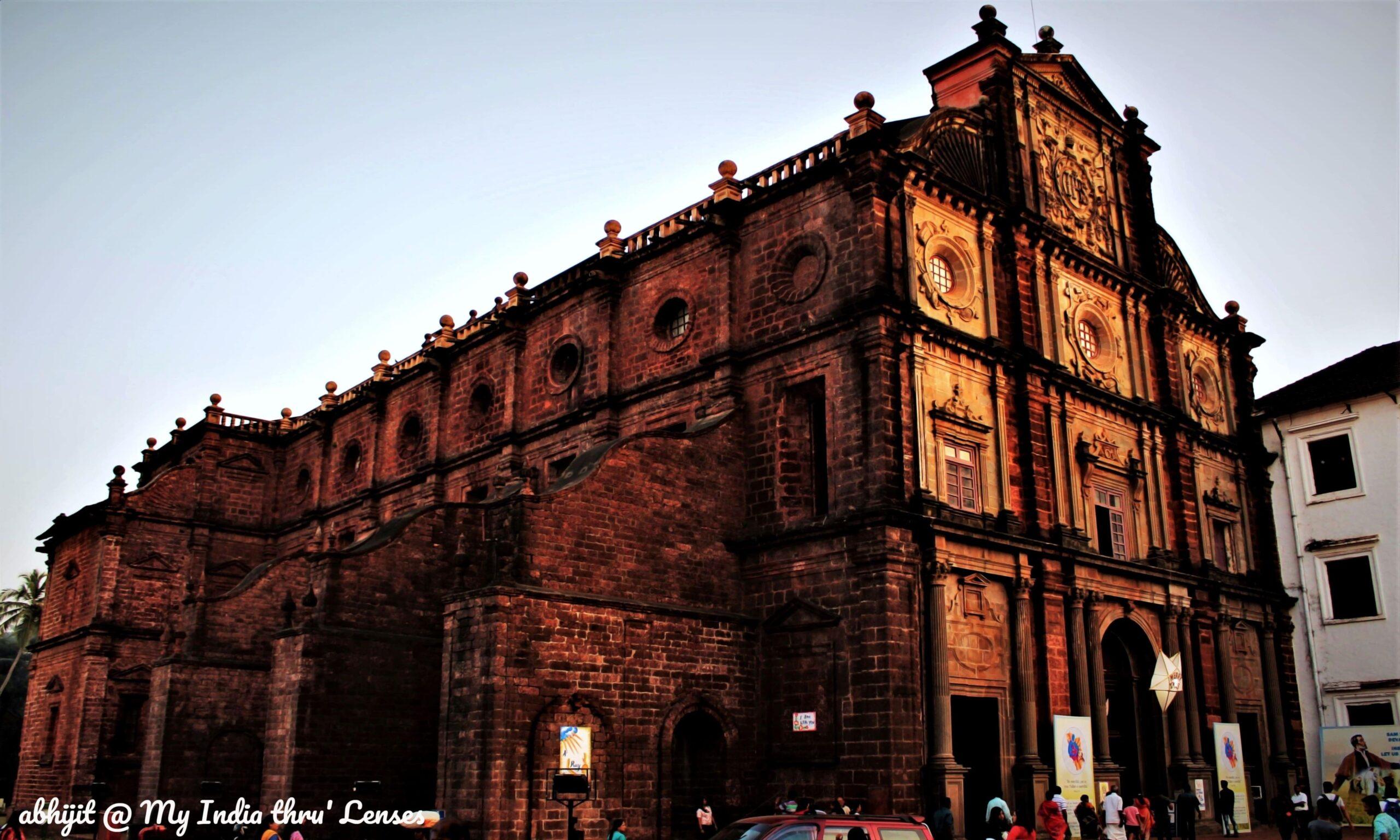 Churches & Convents of Goa