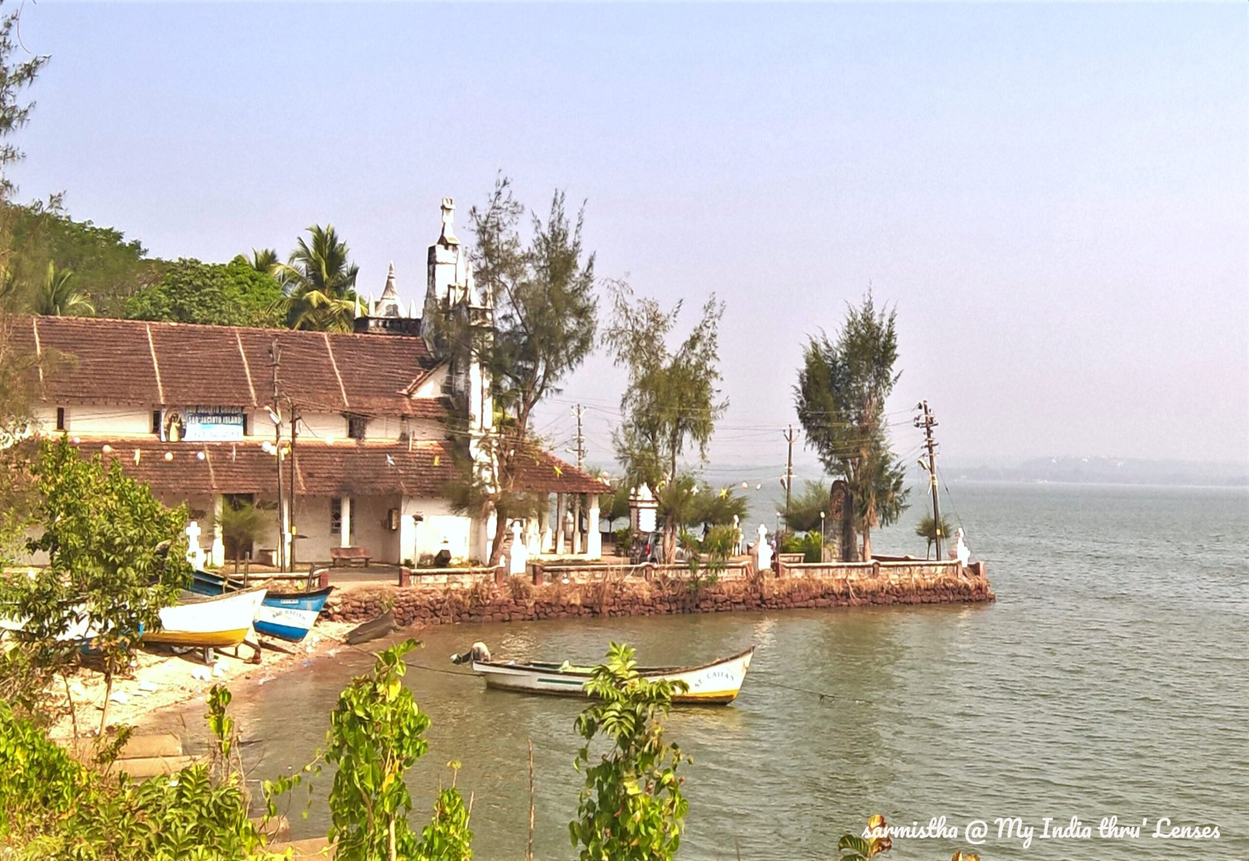 Sao Jacinto Island