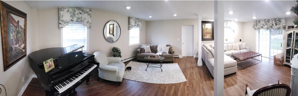 floor remodel