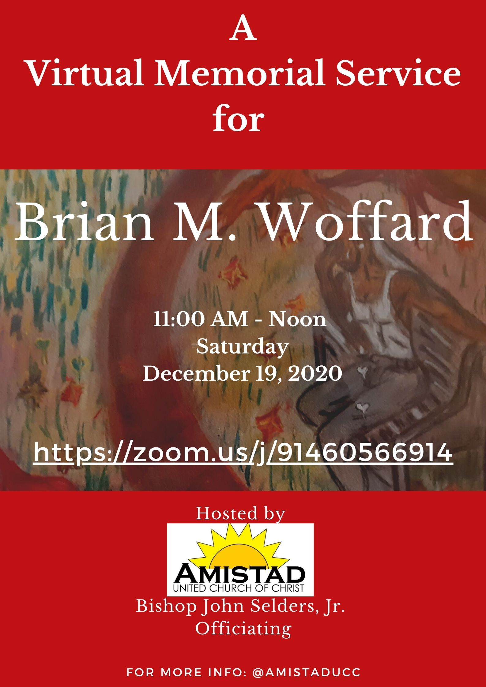 Memorial Service for Brian M. Woffard (1)