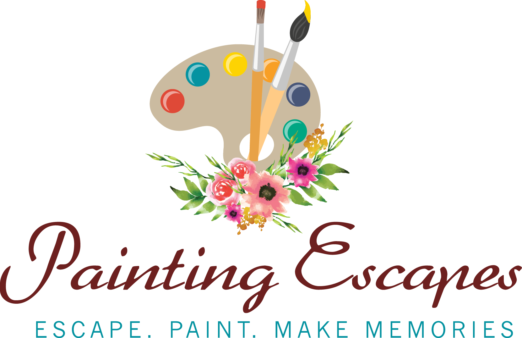 Painting Escapes | Painting Classes & Parties