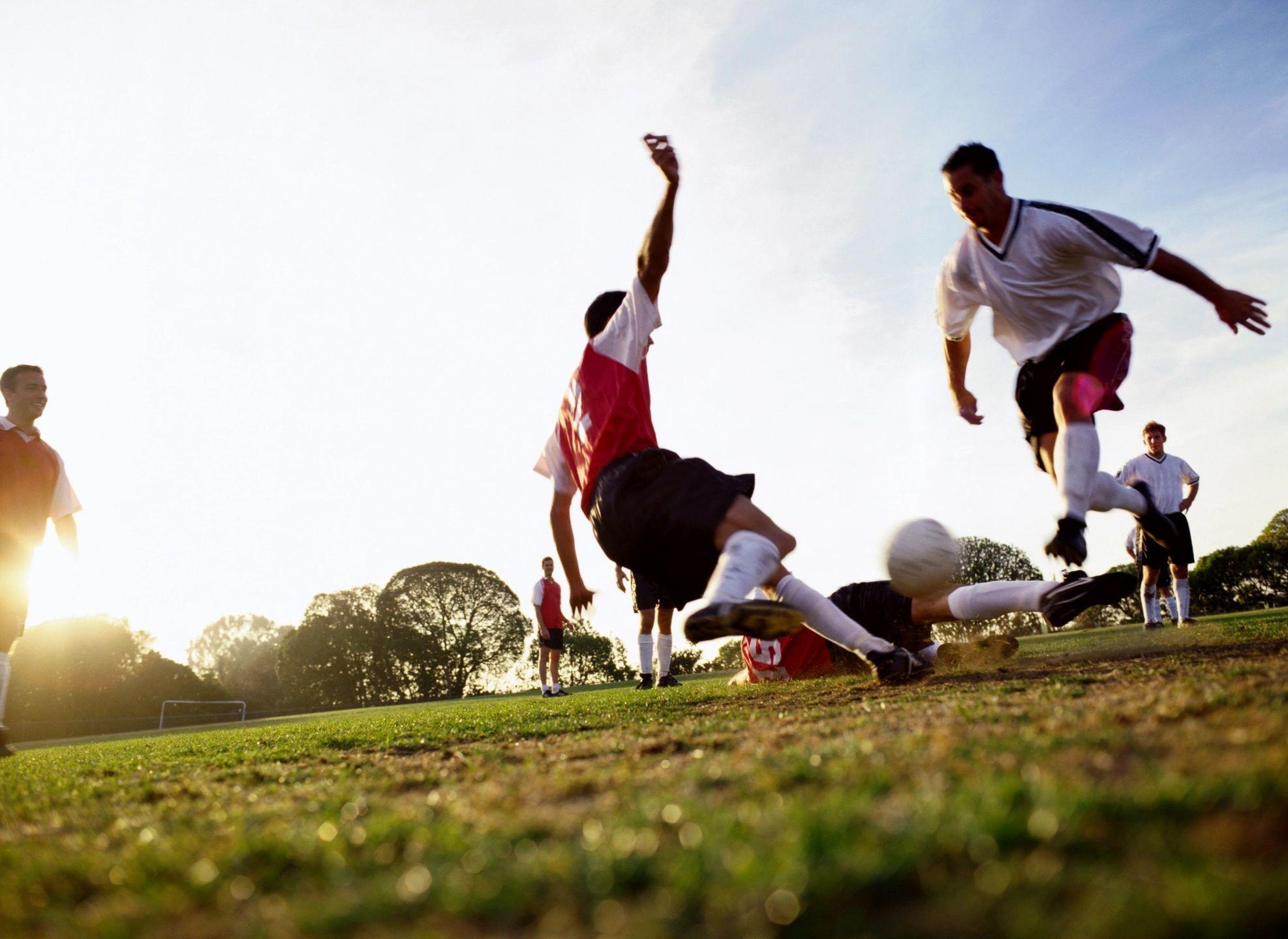 Sports Pre-concussion