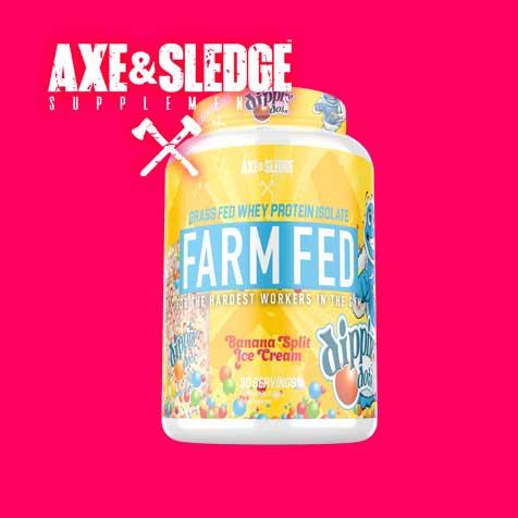 Axe & Sledge - Farm Fed