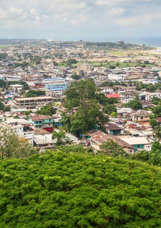 Monrovia-area