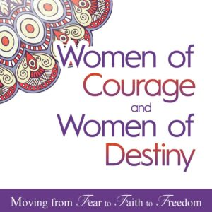 Women of Courage Book Cover.