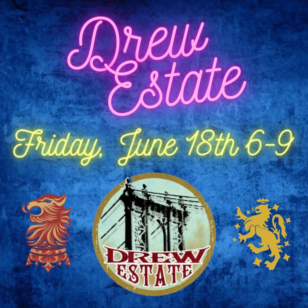 Drew Estate Event