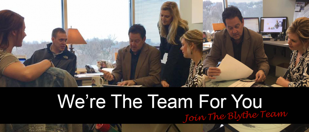 Blythe Real Estate Team - Make Your Career With Us