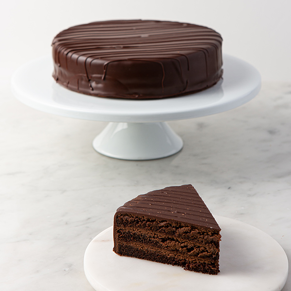 My Most Favorite Food Chocolate Truffle Cake