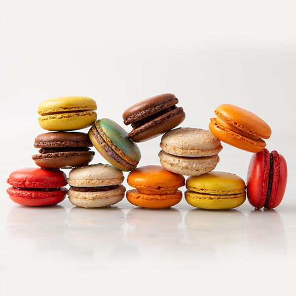 My Most Favorite Food French Macaroons