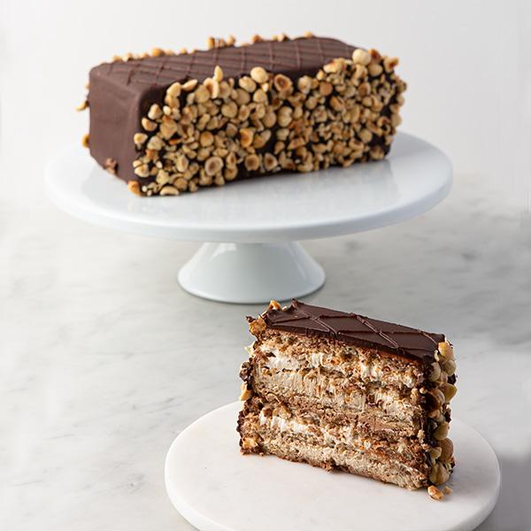 My Most Favorite Food Marjolaine Cake
