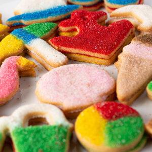 My Most Favorite Food Torah Sugar Cookie Assortment