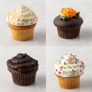 My Most Favorite Cupcakes