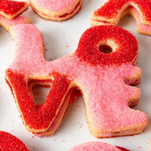 My Most Favorite Food Love, Sugar Cookie