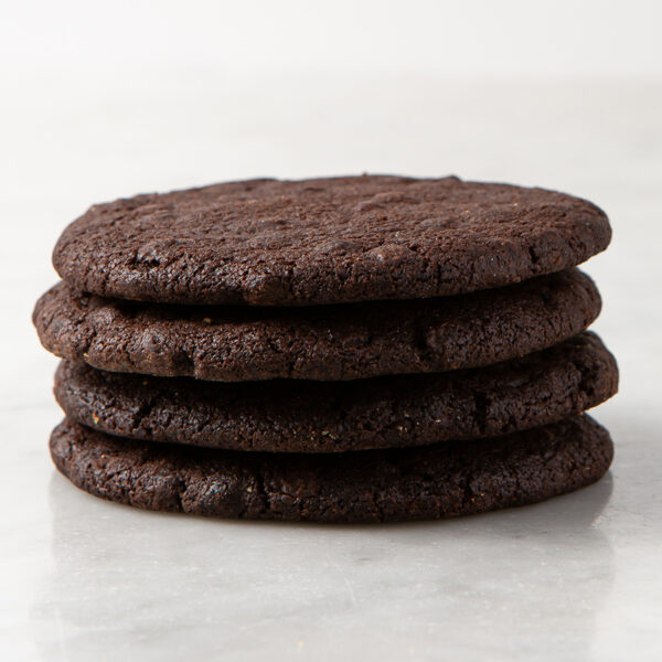 My most favorite Double Chocolate Cookie