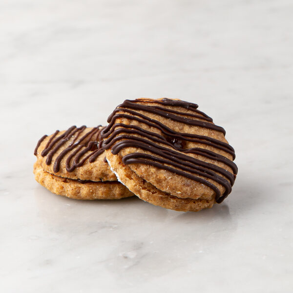 My most favorite Apricot Linzer Tart Cookie