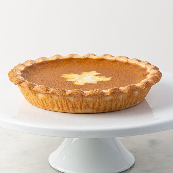 My most favorite Pumpkin Pie