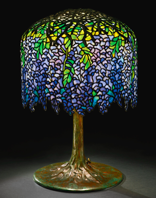 Tiffany Lamps and values