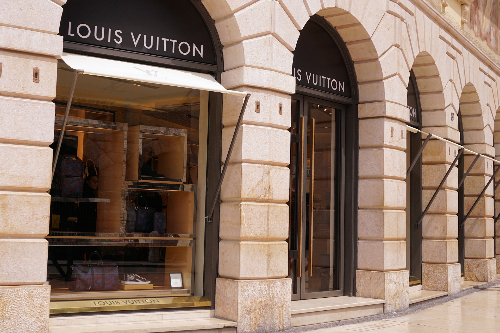 How to spot fake Louis Vuitton items