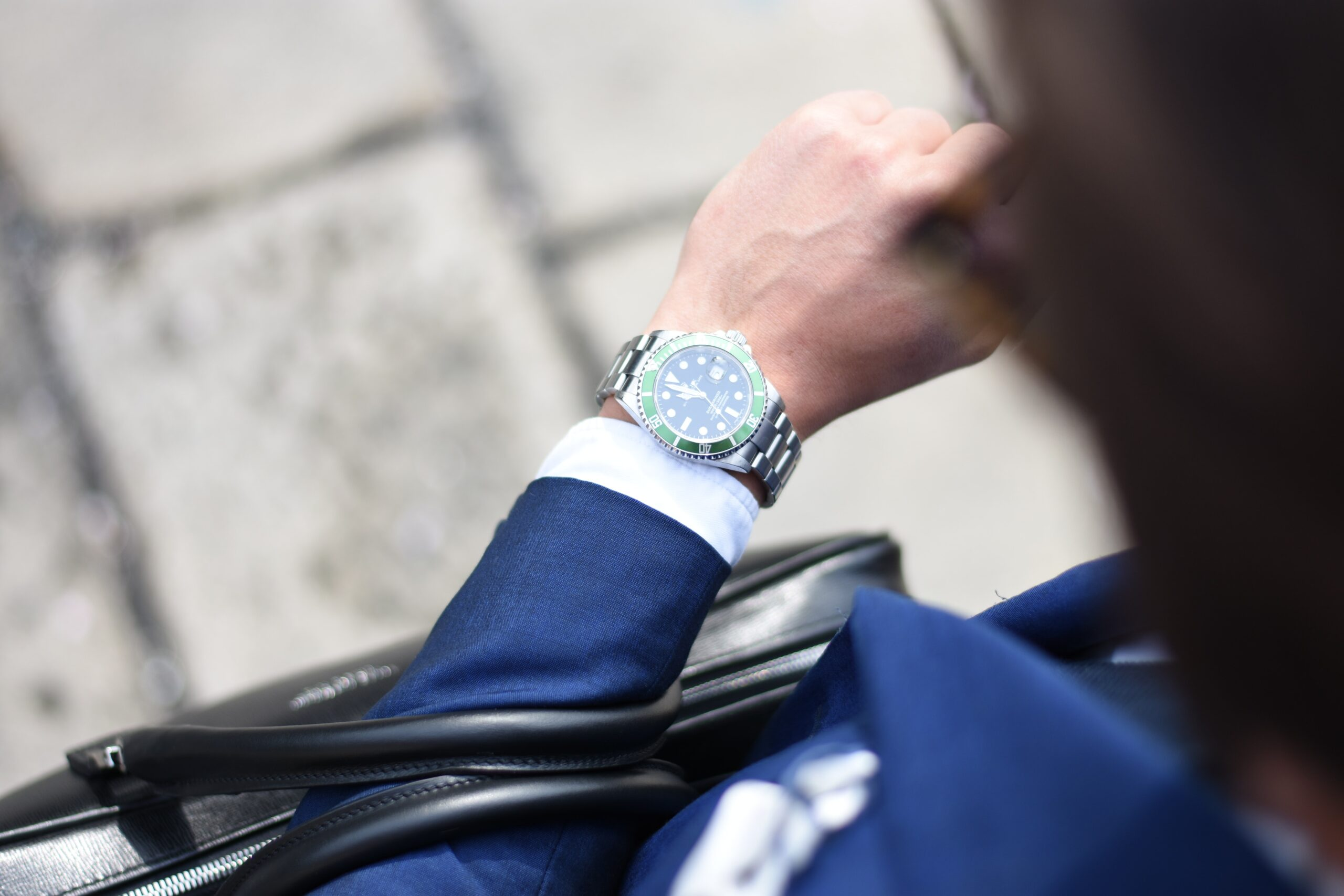 Read more about the article Timepieces