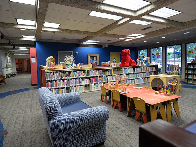 Library Announces Art Contest to Help Create New Children's Library Card