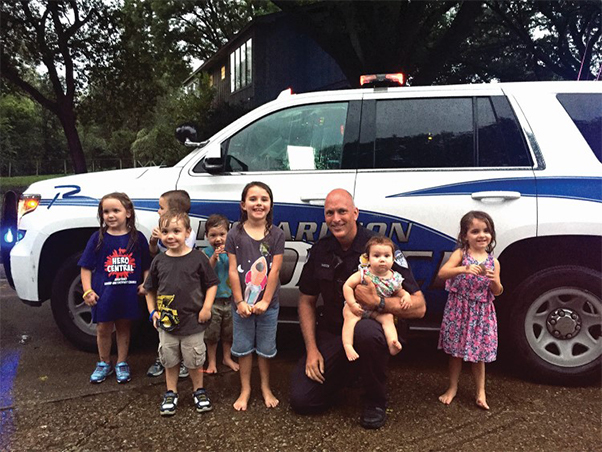 Annual National Night Out will be celebrated Oct. 2