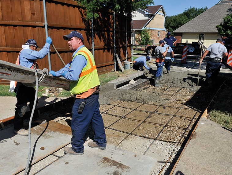 "City's ""alley facelift"" continues"