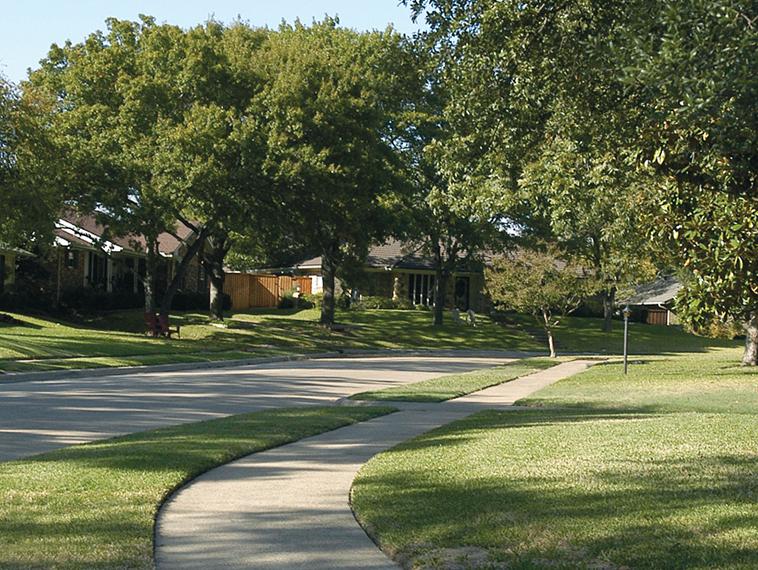 Bond programs help to fund sidewalk rehabilitation