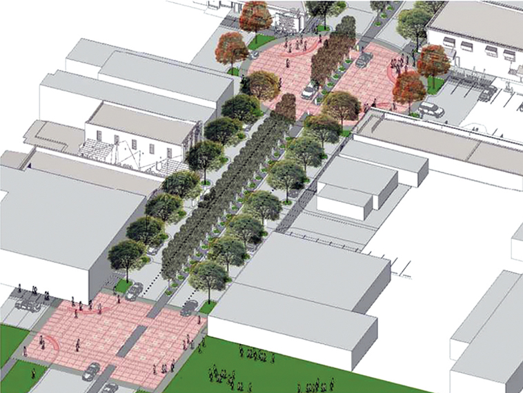 Main Street reconstruction project is set for summer groundbreaking