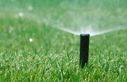 Time to de-winterize Sprinkler Systems
