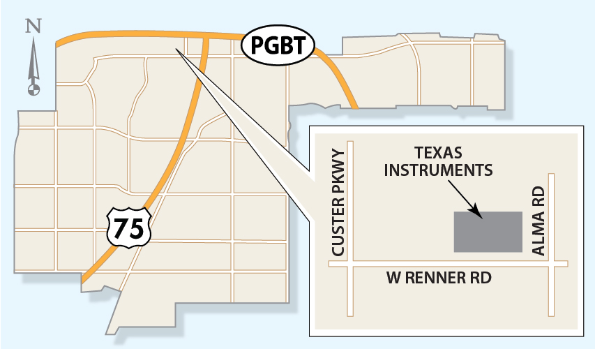 TI to Build New Semiconductor Plant in Richardson