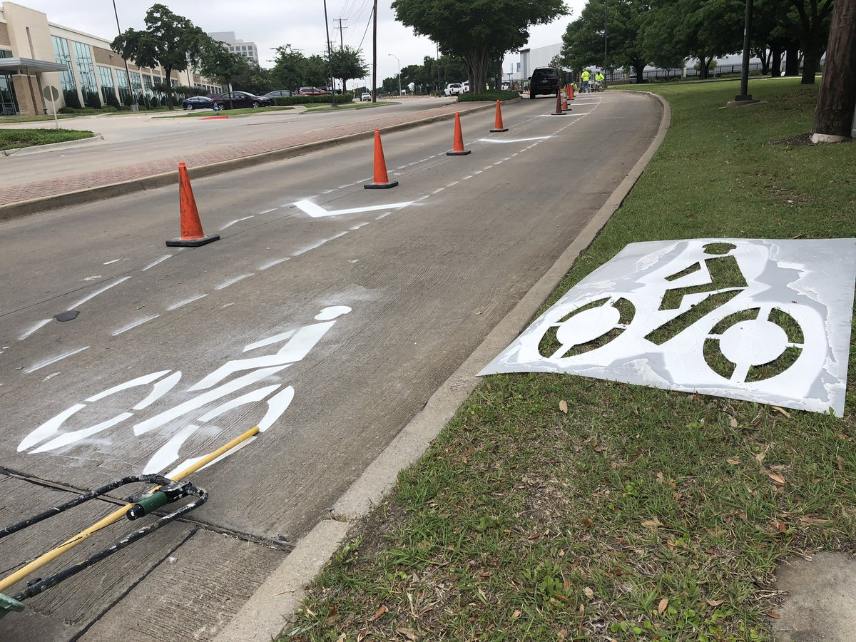 Richardson Named a Bronze Level Bicycle Friendly Community by the League of American Bicyclists