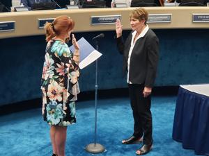 Council Elects Mayor Pro Tem
