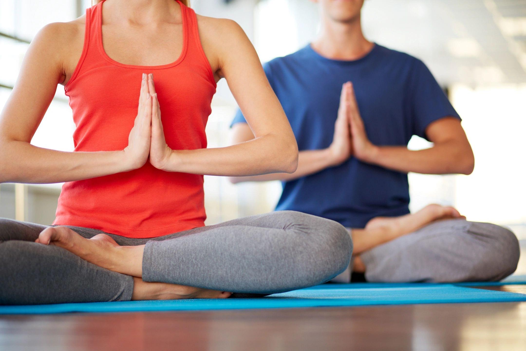 Free Yoga Event at CityLine Plaza