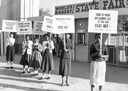 "Lunchtime Lecture: ""Civil Rights Movement in Dallas"" July 9"