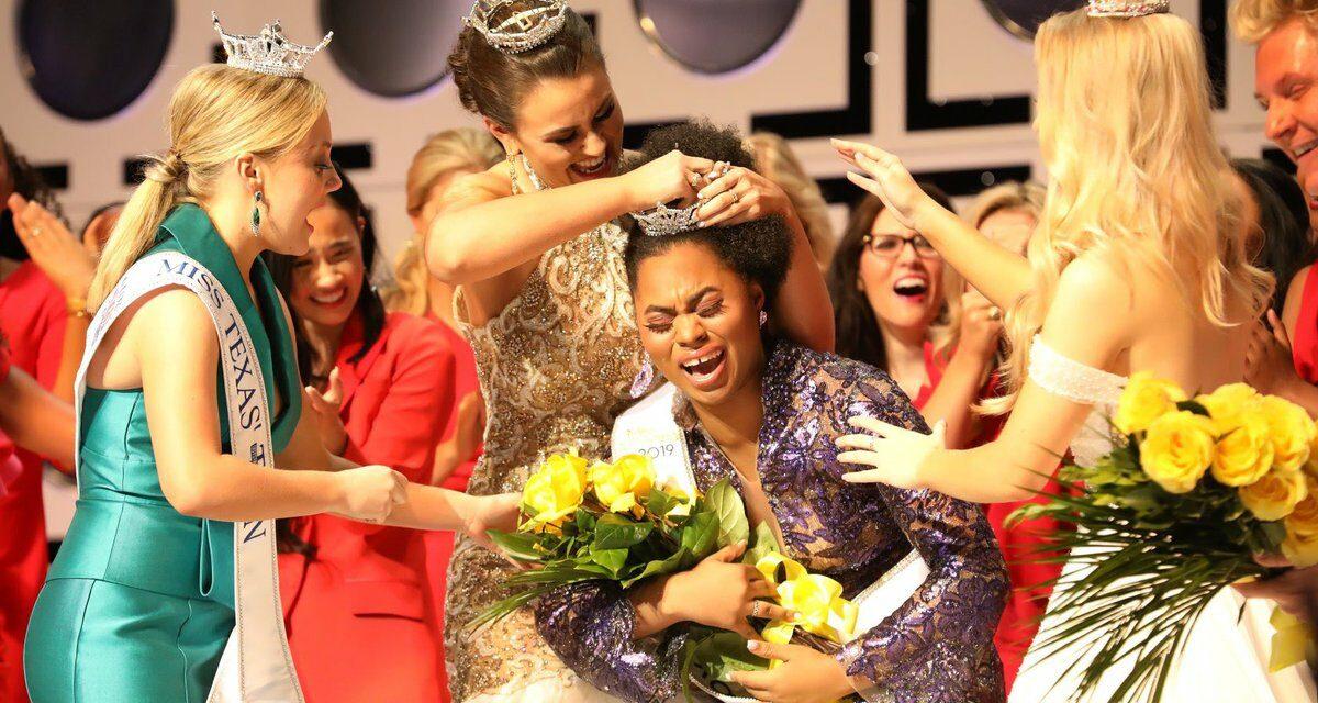 Miss Texas Crowned at Eisemann Center