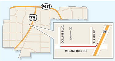 Widening Project to Come to West Campbell Road at US 75