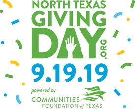 North Texas Giving Day is Sept. 19