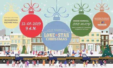 Registration Begins Nov. 1 for Annual Christmas Parade