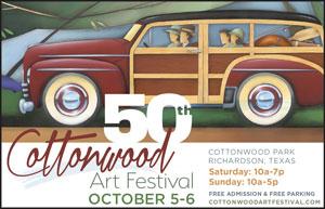 Cottonwood Art Festival this Weekend