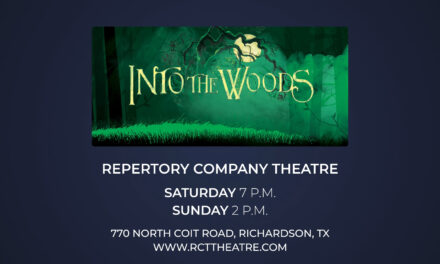 "Last Weekend for ""Into the Woods"" at Repertory Company Theatre"