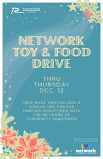 Richardson Fire Department Begins Annual Toy and Food Drive Nov. 15