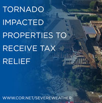 New Tax Notices to be Mailed To Impacted Property Owners