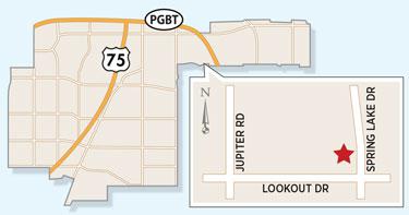 Lane Closures Near Crowley Park Expected Soon