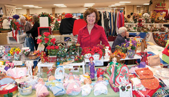 Senior Center Holiday Bazaar Nov. 8-9