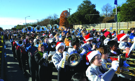 Richardson's Annual Christmas Parade is Saturday