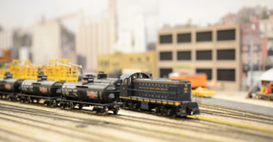 Model Trains at Civic Center This Weekend