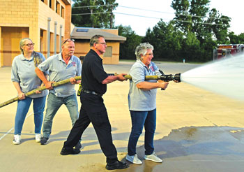 Citizens Fire Academy Registration Now Open