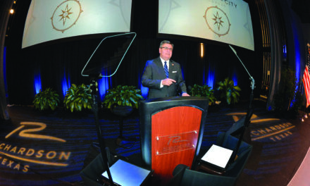 """Destination Richardson"" theme is highlighted in State of the City Address"