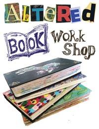 Spring Creative Series: Registration Begins Monday for Altered Book Workshop