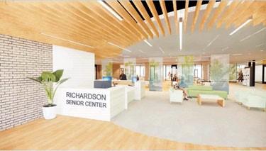 Renovations for Senior Center Begin March 16